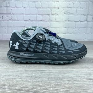 Under Armour Fat Tire 3 BOA Hiking Shoes Black